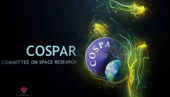 中方專家集體缺席第42屆在美國召開的世界太空科學大會(COSPAR)。(視像擷圖)