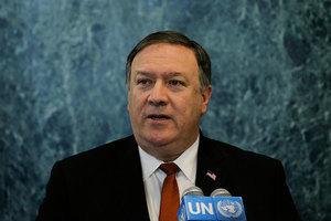 蓬佩奧:北韓採取切實行動後 再談放鬆制裁