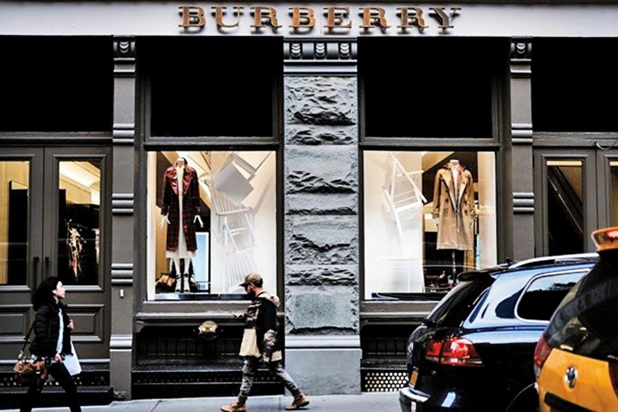 銷毀近四千萬美元庫存  Burberry掀軒然大波