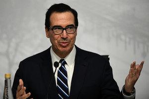 安撫市場 美財長:不會有貨幣戰