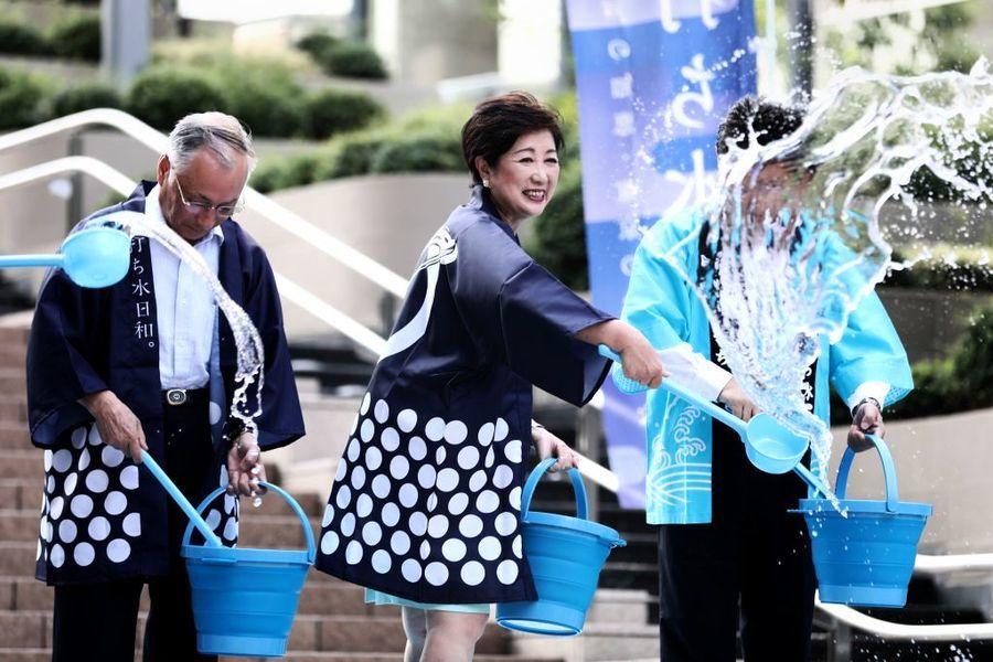 熱浪襲東北亞 日本高溫破紀錄萬人送醫