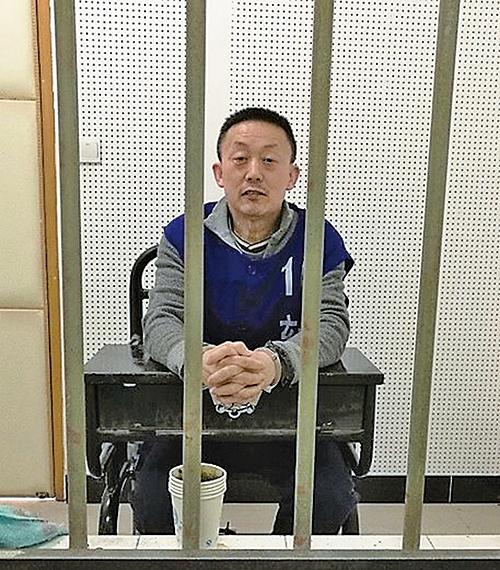 馬振宇被國保威脅「死在裏邊」