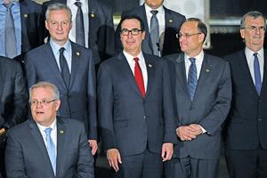 美國籲消除貿易壁壘G7認真對待