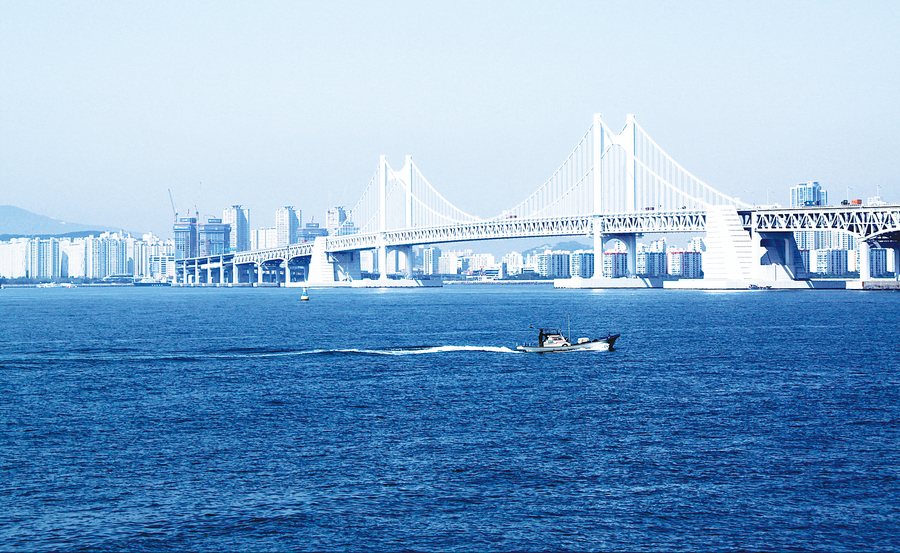 乘「海浪」遊南韓 用旅行寫生活(上)