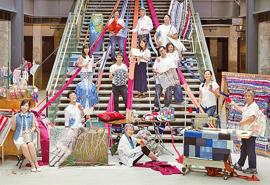 【暑期活動速遞8】六廠紡織文化藝術館「盛夏手作:來建紡織村」