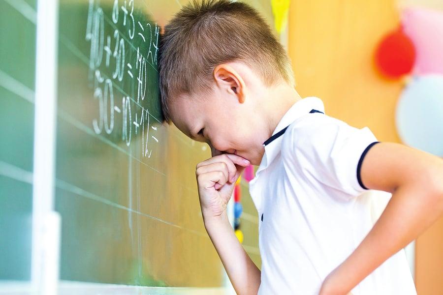 天才兒童更須經歷失敗