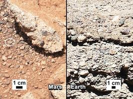 遠古火星海嘯浪高百米