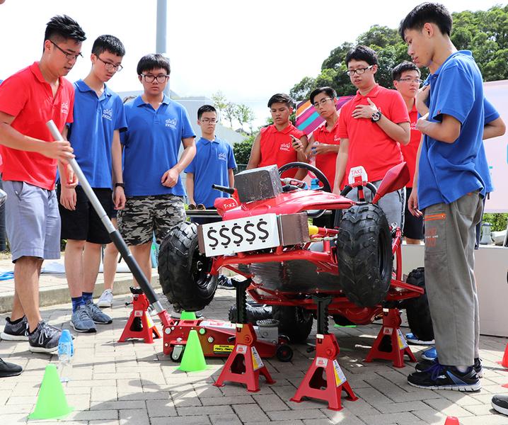 科大電動車暑期課程推動STEM教育