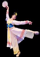 古曲古詞 古典舞展示古文化