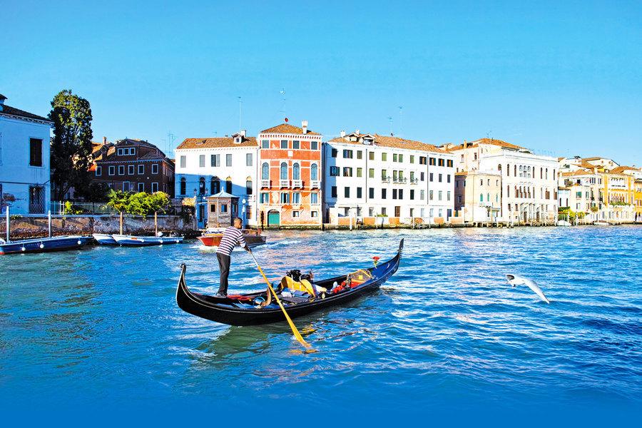 意大利 威尼斯 走進人間的海市蜃樓