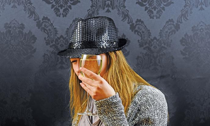 年輕女性過度飲酒影響骨骼生長