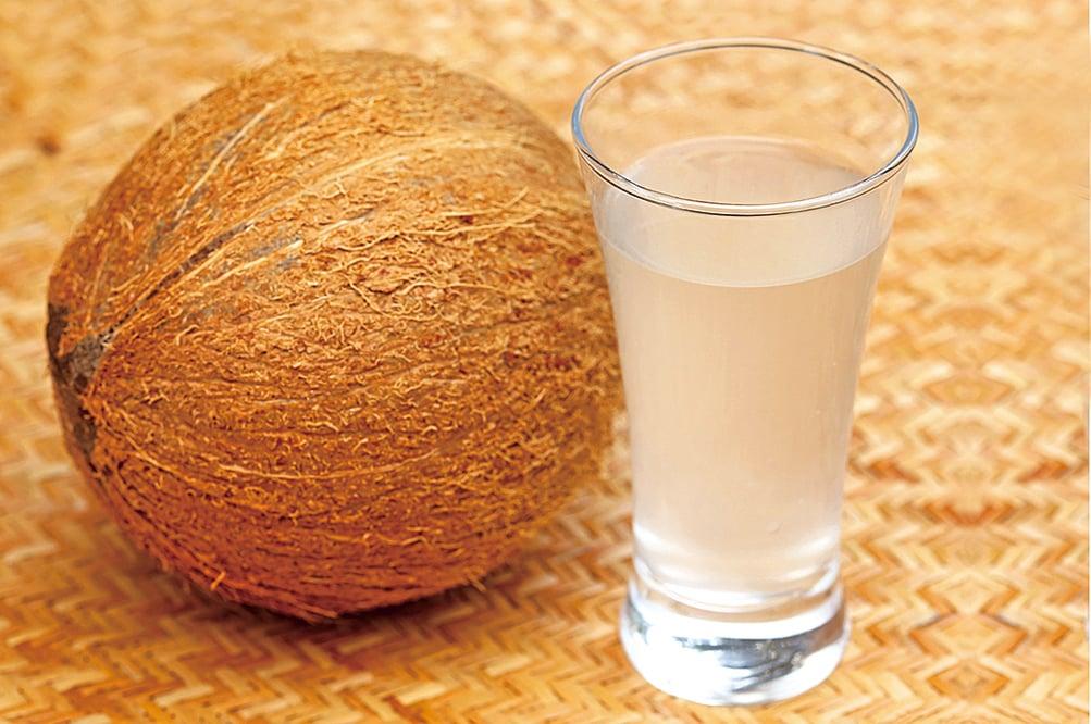 近年來,椰子水逐漸取代了舊有的運動飲料。
