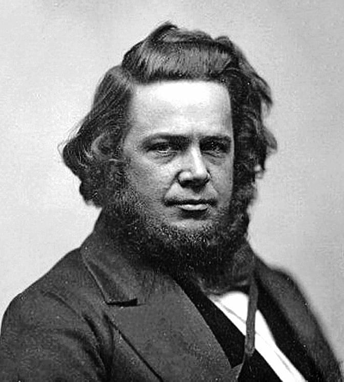 伊萊亞斯豪 Elias Howe (1819~1867)