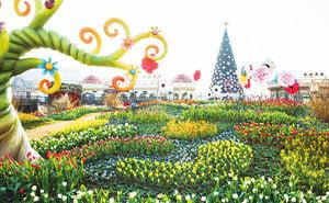 南韓 旅遊 令人心醉的夢幻世界愛寶樂園 (下)