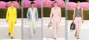 風度翩翩美少年 Dior 2019夏季男裝系列