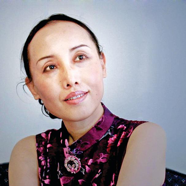 琪琪2009年拍攝的照片。 (受訪者提供)