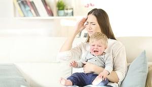 新手媽媽產後抑鬱 三步驟調整心境