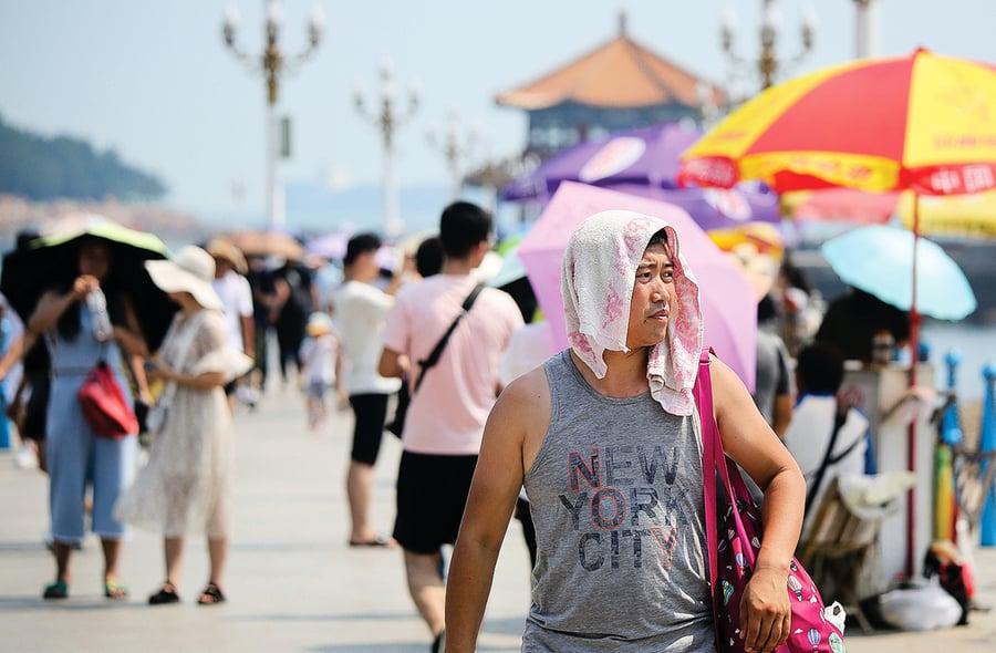 全球出現極端高溫天氣機率升 預測華北平原將成最致命地區
