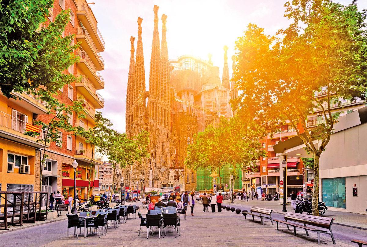 融合了新與舊、現代與傳統,西班牙令人嚮往。
