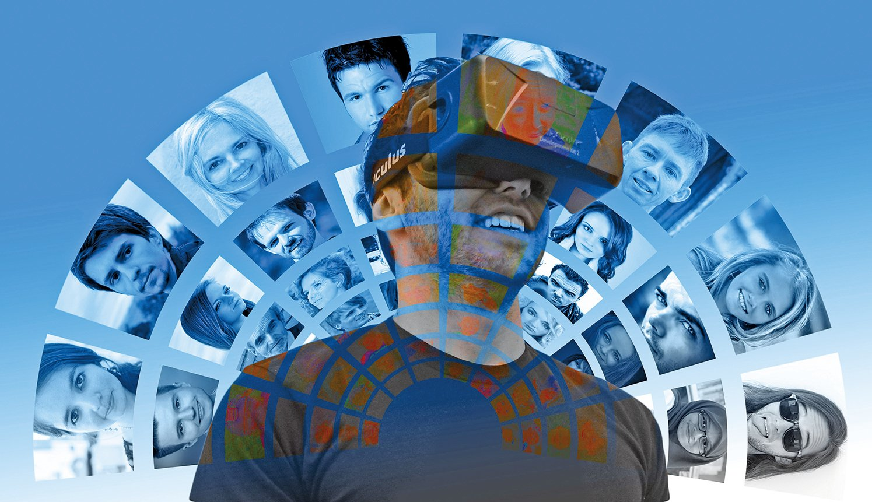 科學家們將VR與腦科學研究相結合,為人類大腦研究打開了一扇通往全新領域的大門。(Creative Commons)
