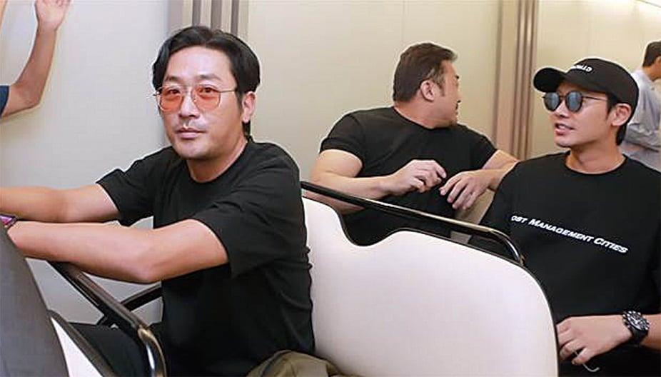 《與神同行》續集上映 河正宇台灣舉行盛大見面會