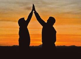 【世說新語】德行篇 5:荀巨伯遠看友人疾