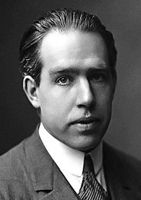 丹麥物理學家 尼爾斯玻爾 Niels Bohr (1885—1962)