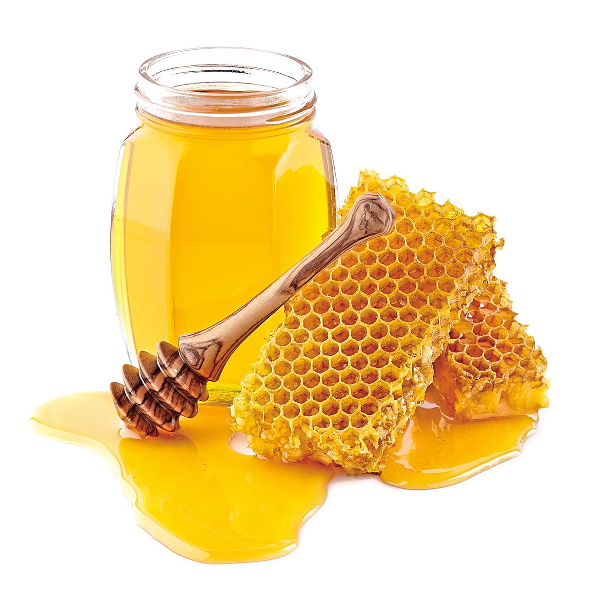 沒有蜜蜂,自然也就沒有了蜂蜜。