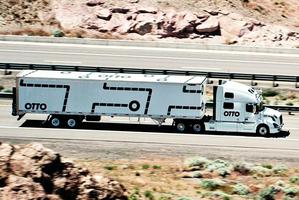 Uber暫停研發自駕卡車 力拚自駕客車重新上路