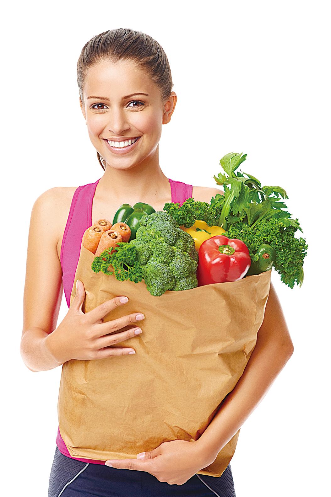 控制新鮮蔬果的購買量,讓你不會浪費食物。