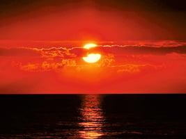 夕陽無限好 只是近黃昏
