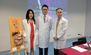 中大創亞洲首家微生物移植中心