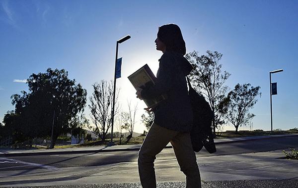 中共被指利用留學生作為「學術間諜」在美國竊取知識產權,引起美國的反制行動。(Getty Images)
