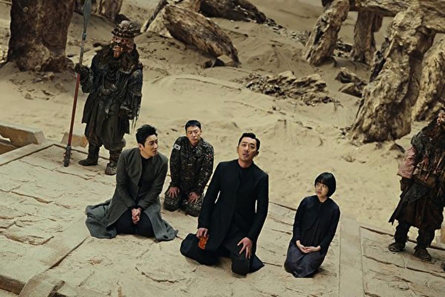 《與神同行:終極審判》 發現生死輪迴的秘密