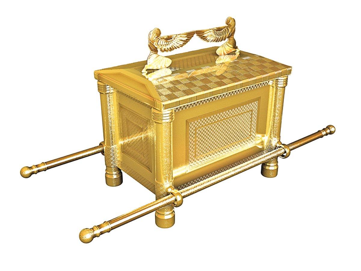 約櫃,想像圖。(Fernando Shoiti Schatzmann / Wikimedia Commons)