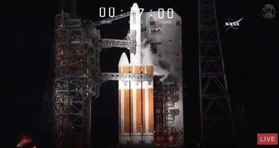 人類首次「觸摸」太陽 NASA發帕克探測器