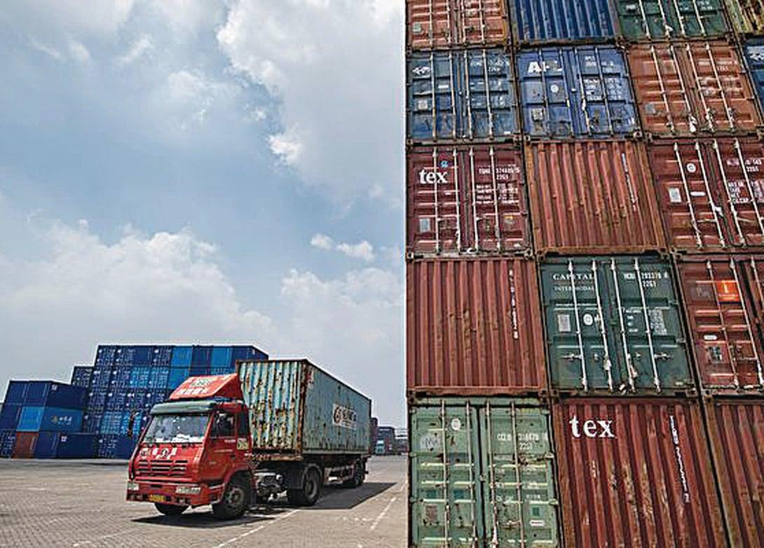 貿易戰下,中共成為了世紀之變的中心。(Getty Images)
