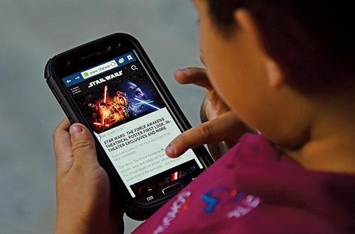 手機輻射影響青少年記憶力發育