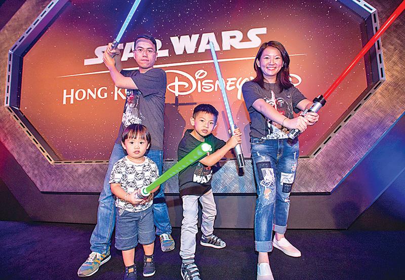 迪士尼《星戰》園區下周六開幕