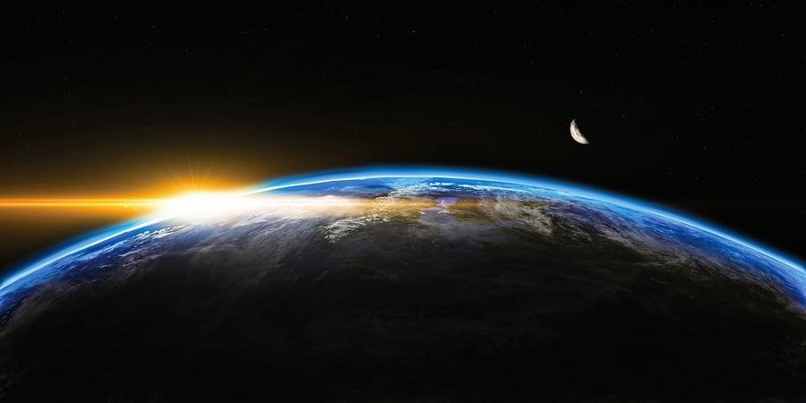 地球與外太空的界限何在?
