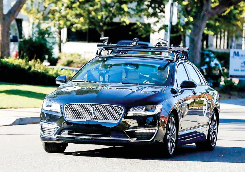 全美首例 遠程控制自駕車 加州首府上路