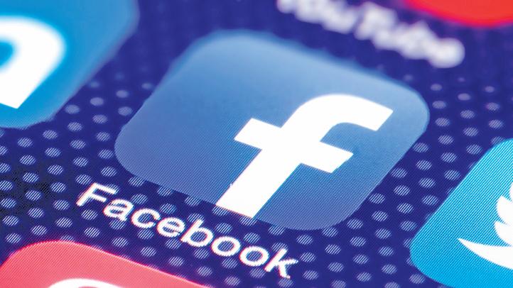 在美國多州Facebook成主要瀏覽器