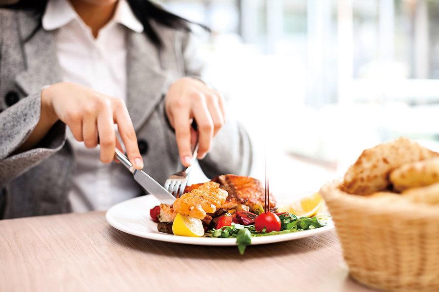 外食族 快餐的健康吃法