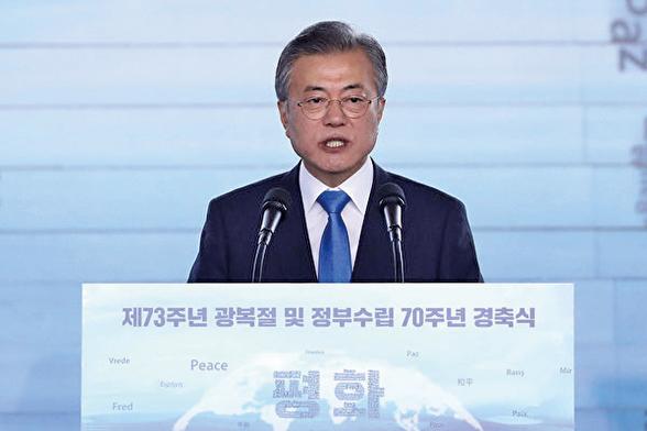 韓朝9月峰會 推動終戰無核化