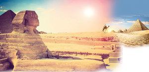 埃及最南端景象無法解釋