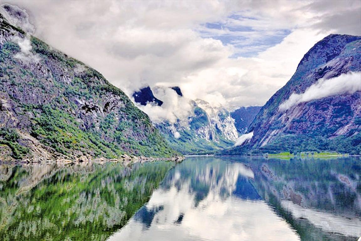 積土而為山,積水而為海( 圖:pexels)