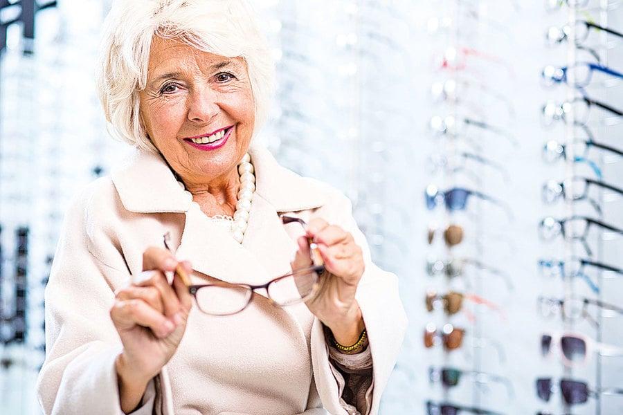 眼睛老化是宿命嗎?