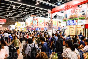 美食博覽開幕商家盼生意升一成