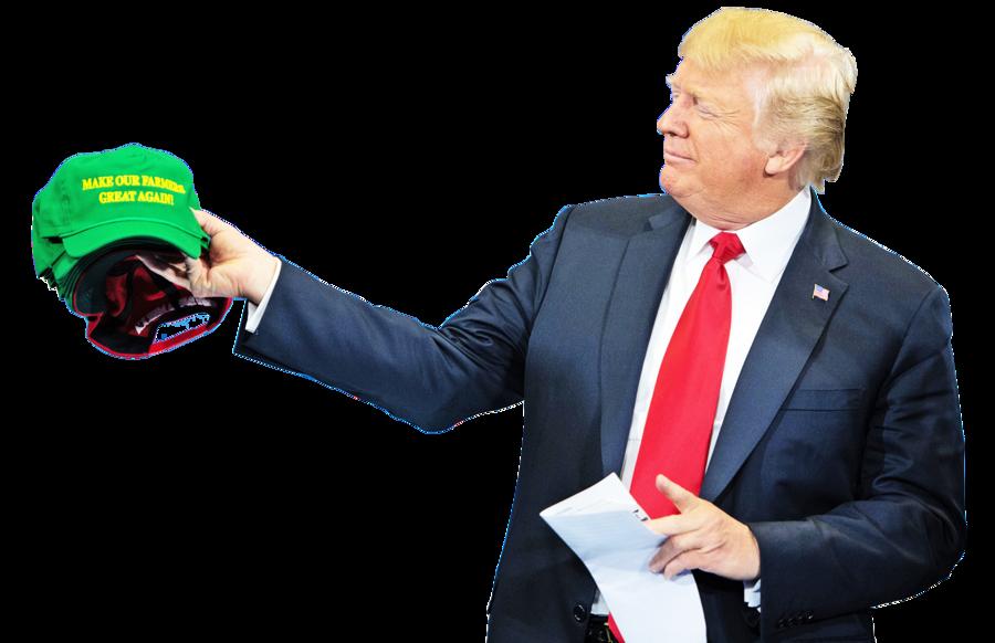 新版特朗普帽搶手 72小時售罄