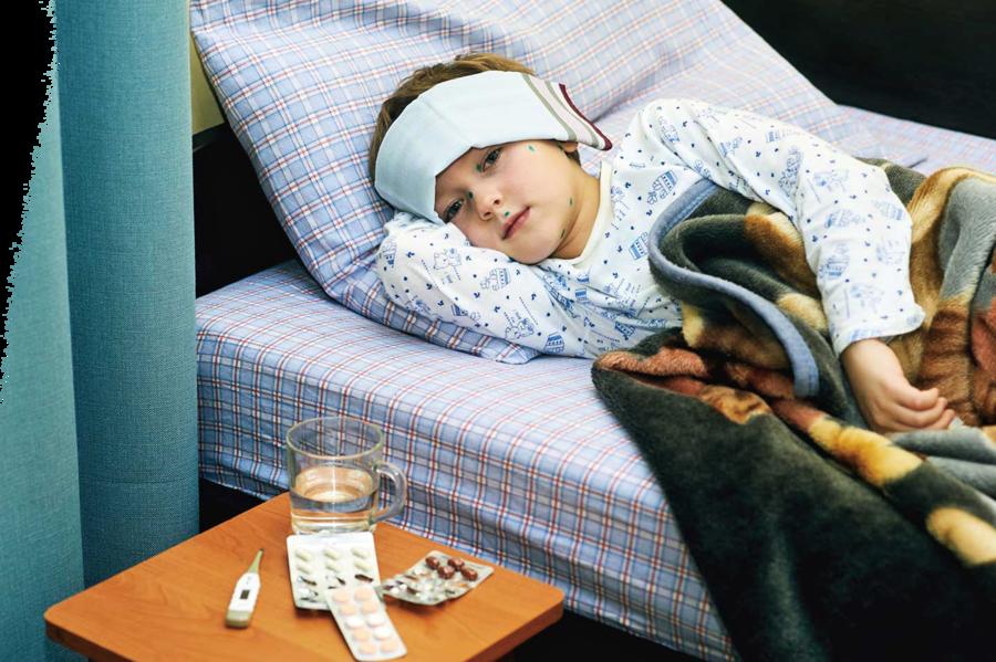 水痘痊癒不代表終生免疫